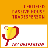 Certified Passive House Tradesperson Logo